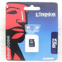 金士顿 8G MicroSD TF卡 全国联保 官网验证