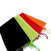 绒布套 MC-MPZ 4.3寸绒布袋 适合4.3寸机器保护袋 珠扣版