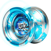 火力少年王6金属花式回旋悠悠球儿童yoyo溜溜球正版玩具
