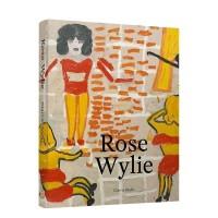 【预订】Rose Wylie 罗斯・怀利 英国女艺术家作品集 英文原版现当代艺术