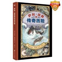 萨利琼斯的传奇历险小说精装绘本彩图8-9-12岁青少年儿童书籍