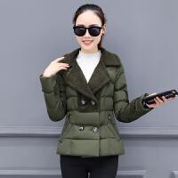 短款羽绒女装2018冬装新款韩版时尚修身小棉袄冬季棉衣外套潮