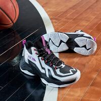 【券后预估价:149】361男鞋运动鞋2021夏季新款高帮实战篮球鞋361度防滑耐磨战靴