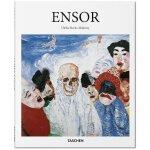 詹姆斯 恩索尔 ENSOR 超现实主义 艺术绘画作品集 艺术画册 画集 taschen 艺术书籍