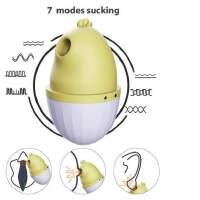 成人用品 加拿大BMS 橡胶防水双头粉色3速G点强振动按摩
