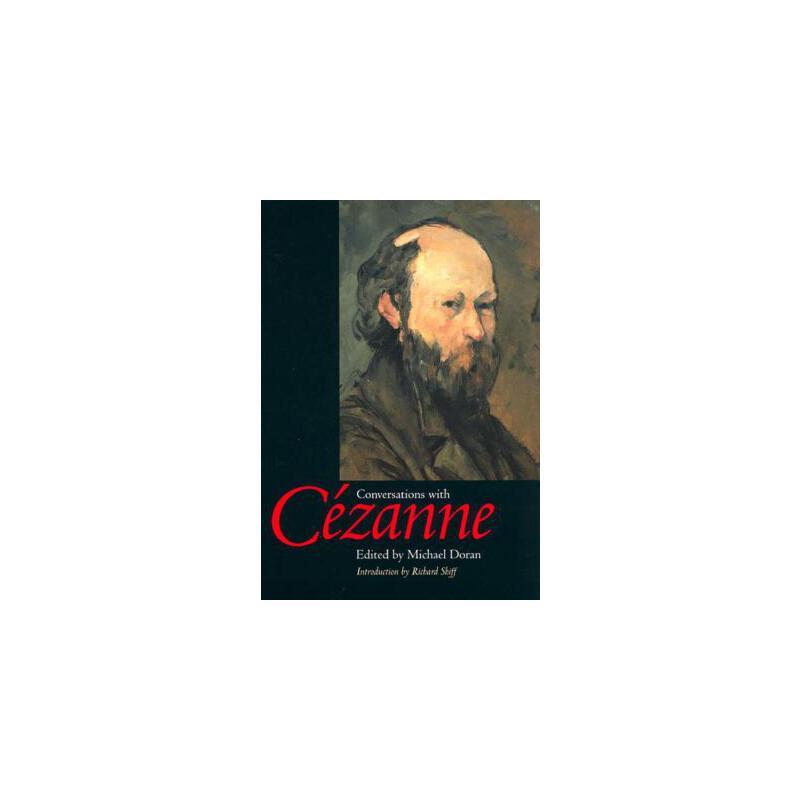 【预订】Conversations with Cezanne 预订商品,需要1-3个月发货,非质量问题不接受退换货。
