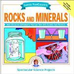 【预订】Janice VanCleave's Rocks and Minerals Mind-Boggling Exp