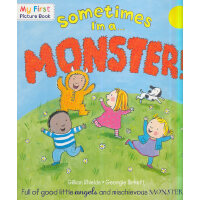My First Picture Book: Sometimes I'm Monster 我的第一本图画书:有时我是只