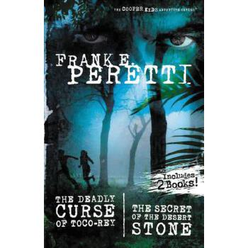 【预订】The Cooper Kids Adventure Series 2-In-1 Book: The Secret of the Desert Stone/The Deadly Curse of Toco-Rey 预订商品,需要1-3个月发货,非质量问题不接受退换货。