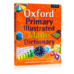 牛津初级图解数学字典Oxford Primary Illustrated Maths Dictionary英文原版工具