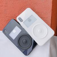 2018新款 iPhone X手机壳 苹果7PLUS播放器ipod创意ins网红王柳雯同款8P全包 iPhone⑦/⑧