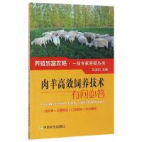 肉羊高效饲养技术有问必答