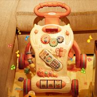 宝宝学步车手推婴幼儿童学走路助步车6-18个月学步推车玩具