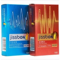 杰士邦薄12只+激情颗粒12只安全套促销装 避孕套组合装