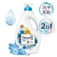【宝洁】当妮二合一洗衣液淡雅罗兰1.9千克优惠装