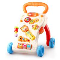 优乐恩婴儿学步车手推车婴幼儿童玩具可调速助步车礼物礼盒