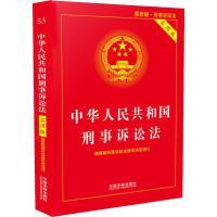 中华人民共和国刑事诉讼法 *版 实用版 中国法制出版社
