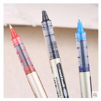 UNI日本三菱进口UB-157耐水性走珠笔0.7mm中性笔水笔