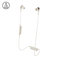 Audio Technica/铁三角 ATH-CKS550XBT 蓝牙入耳式运动耳机重低音