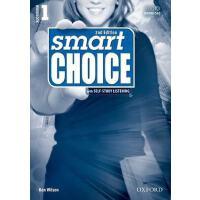 牛津美式英语/中学及成人/4个级别Smart Choice Second Edition Workbook 1级练习册