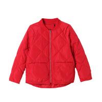 轻薄棉衣女短款韩版宽松大码面包服冬季新款棒球服bf学生外套