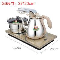【新品】Seko/新功 G6智能恒温家用烧水壶电茶炉泡茶炉全自动上水电热水壶 香槟金
