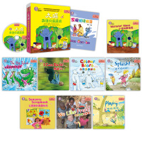 大猫英语分级阅读 一级(点读版) (2)一级 外语教学与研究出版社
