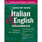 【预订】Side by Side Italian and English Grammar