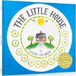 The Little House 小房子 英文原版绘本 汪培�E第5阶段 凯迪克大奖 童话久久书单