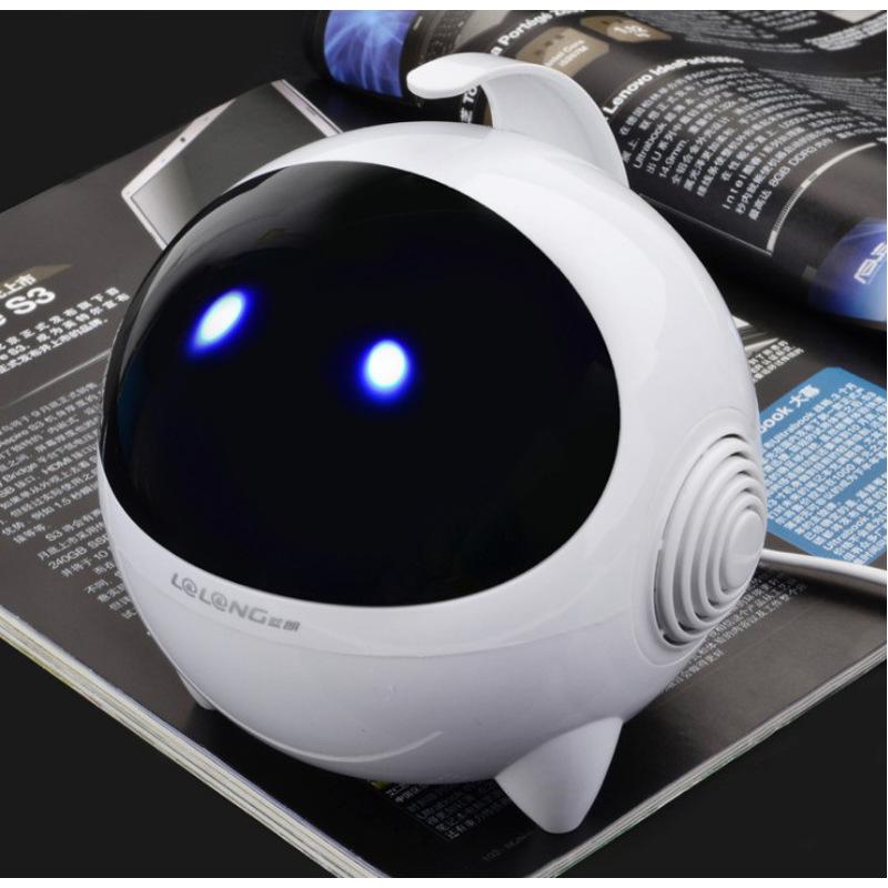 T3个性创意小音箱低音炮 笔记本台式机电脑可爱迷你手机音响 新店上线春上新品