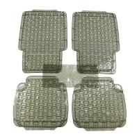 汽车脚垫乳胶PVC通用脚垫防水透明轻异味塑料脚垫橡胶脚垫
