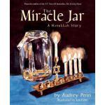 【预订】The Miracle Jar: A Hanukkah Story