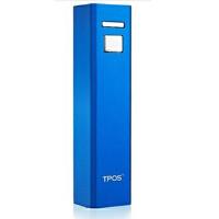 TPOS Q202 迷你炫彩移动电源 2200mAh 适用于IPAD.iphone待手机
