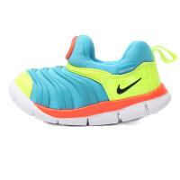 【6折价:239.4元】耐克(Nike)儿童鞋毛毛虫童鞋舒适运动休闲鞋343938-423 复刻蓝