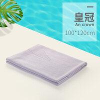 冰丝毯婴儿毛毯新生儿宝宝盖毯儿童午睡毯空调夏凉被定制 皇冠 100*120