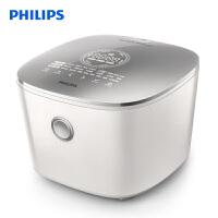 飞利浦(PHILIPS)电饭煲 家用多功能液晶显示4L大容量 智芯IH加热技术智能预约 HD4569/00