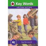 Key Words: 4c Say the sound 关键词4c:发声 ISBN 9781409301219