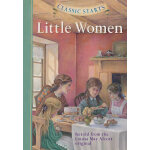 Classic Starts Audio: Little Women露依莎・奥尔柯特《小妇人》(含CD,精装) ISBN 9781402773617