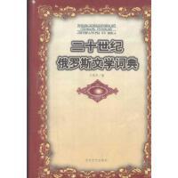 【二手旧书8成新】世纪俄罗斯文学词典 刁绍华 北方文艺出版社 9787531711193