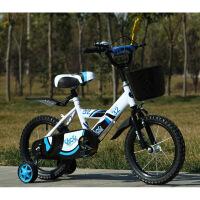 儿童自行车 儿童单车男女童带辅助轮儿童车