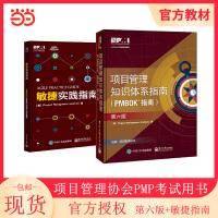 项目管理协会PMP考试用书(项目管理知识体系指南(PMBOK指南)(第六版)+ 敏捷实践指南)(套装共2册)