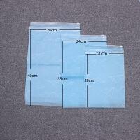 密封袋衣服 旅行收纳袋整理袋衣物衣物整理真空袋装衣服的袋子包密封分类透明塑料袋旅游F 纸飞机 大号6个中号6个小号6个