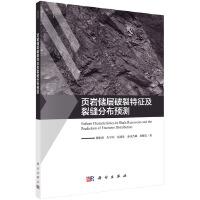 页岩储层破裂特征及裂缝分布预测