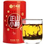 艺福堂 新茶开库茶 春茶 红茶 特级正山小种 武夷山桐木关 手工红茶 75克/罐
