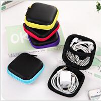 时尚耳机收纳整理包迷你数据线收纳包便携收纳包