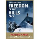 【预订】Freedom of the Hills Deck: 52 Playing Cards
