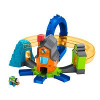 托马斯和朋友之迷你小火车多玩法轨道套装儿童早教玩具 FJP36 官方标配