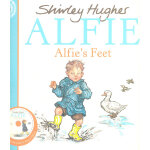 Alfie's Feet 阿尔菲穿雨鞋(附CD)ISBN 9781862309449