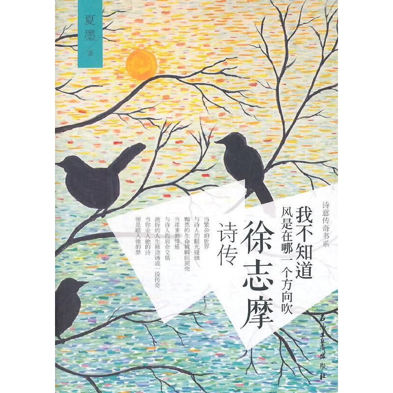 我不知道风是在哪一个方向吹——徐志摩诗传(再现新月派诗人徐志摩的传奇,解读爱与诗的谜题)