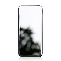 10000毫安苹果7充电宝便携小巧迷你移动电源聚合物66s 耀黑 &mdash 送iPhone系列五重